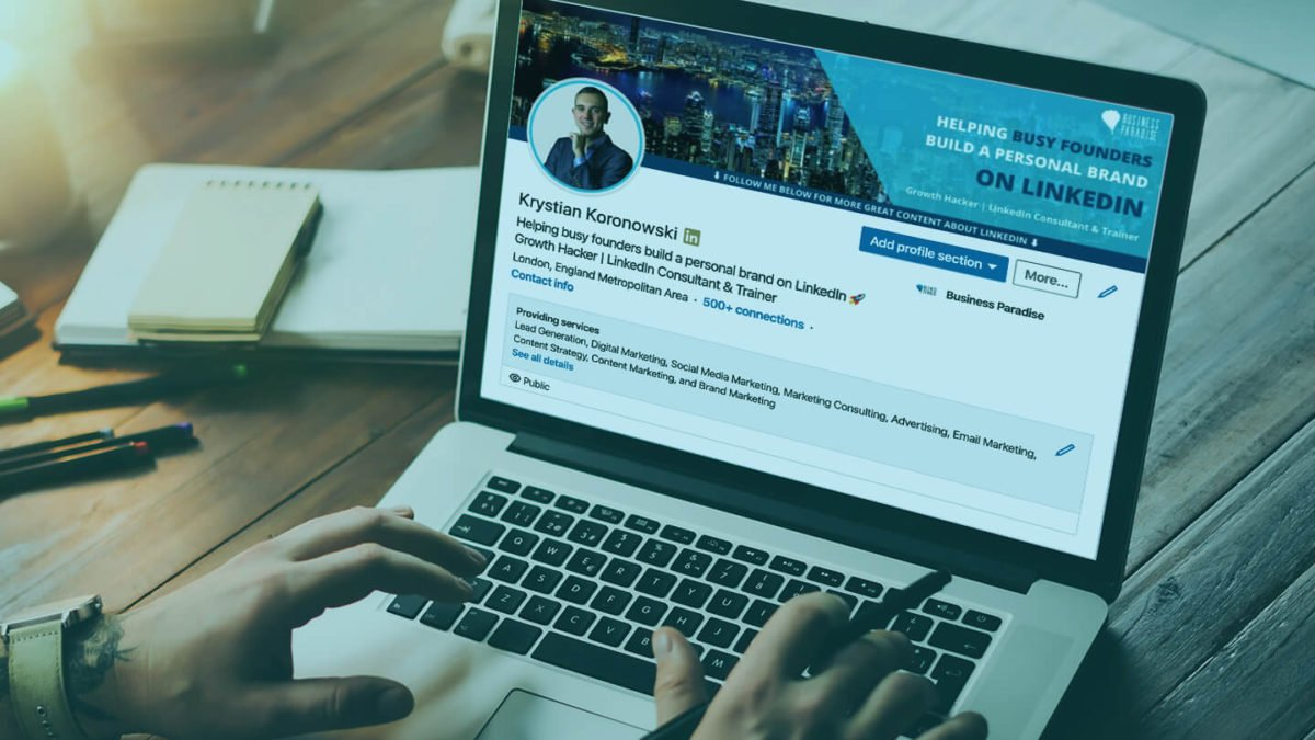 5 Quick Tips to Create an Effective LinkedIn Profile Header